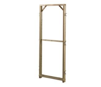 jambas para puertas correderas hola amigos esta es una forma fcil de hacer un marco de madera para una encontr anuncios de en la
