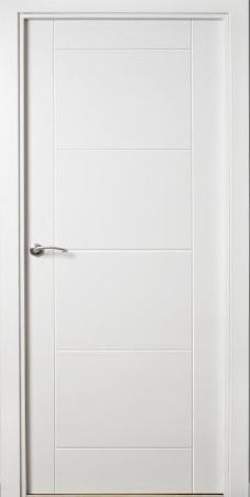 Puerta ciega for Puertas madera blancas precios