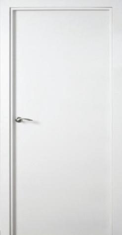 Puerta ciega for Puertas blancas lisas interior