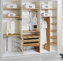 Revestimientos interiores armarios